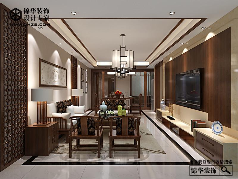 江阴院子78平新中式风格户型解析