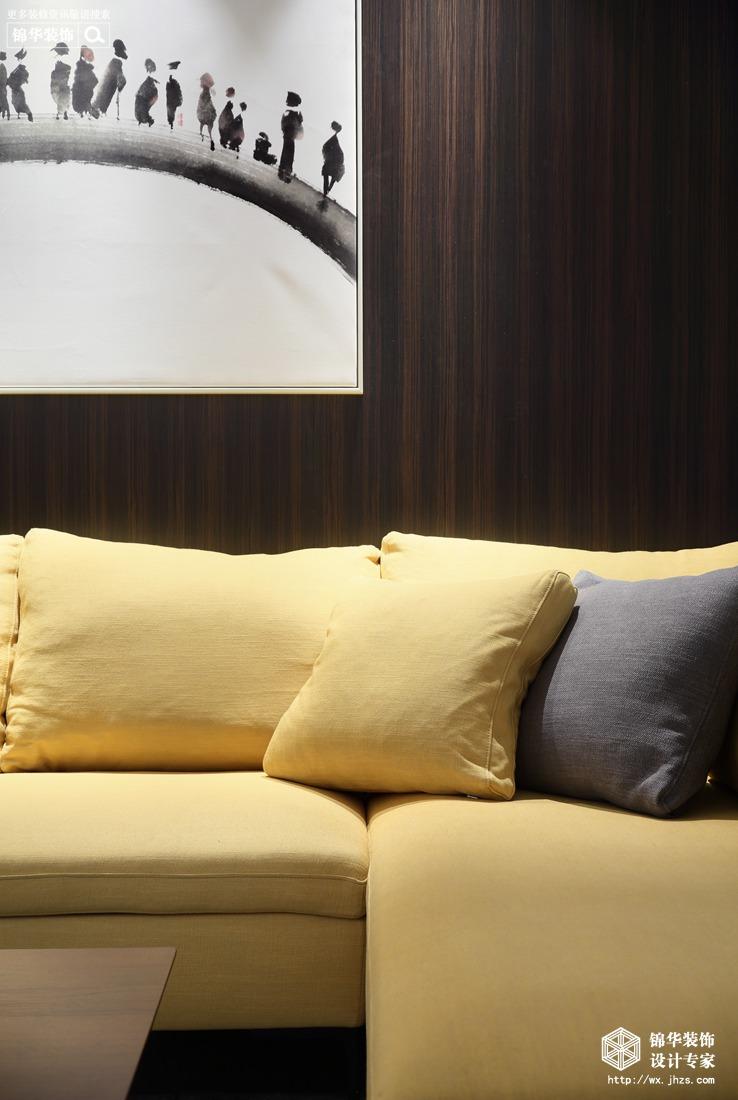 光芒—140平现代时尚风格实景图装修-四室两厅-现代简约