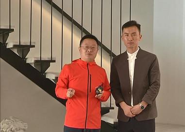堂杰支招-金科世界城148平极简风格实景样板间视频(一)