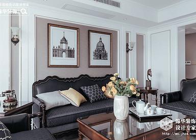 尚城国际142平简美风格实景图