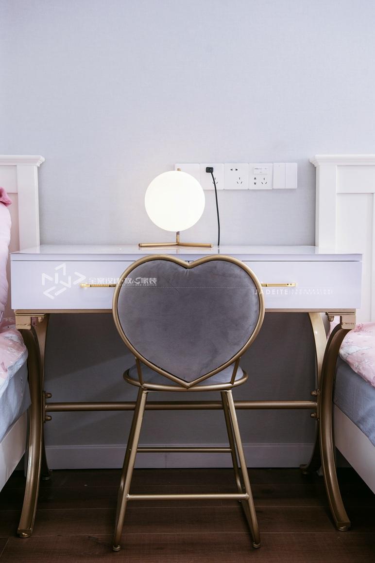 现代风格-文定一村-大户型-170平-装修实景效果图装修-三室两厅-现代简约