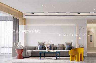 现代极简-碧桂园-四房两厅-180平-装修效果图