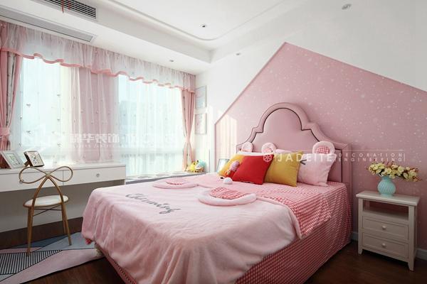 卧室的阳光,应该是彩色的—卧室装修效果图