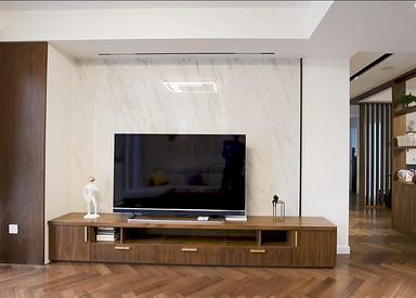 沁园新村120平现代简约全案整装实景样板间视频