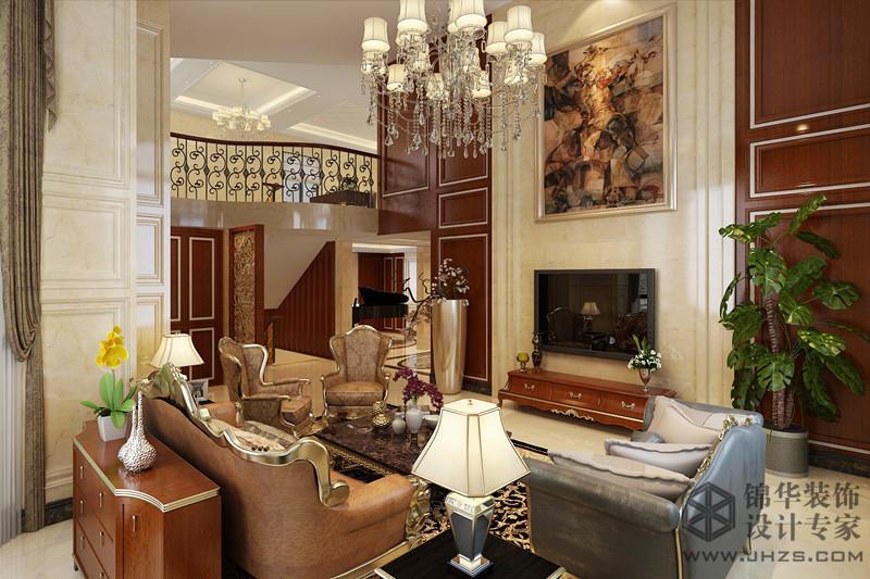 天目国际村纽约区别墅美式风格