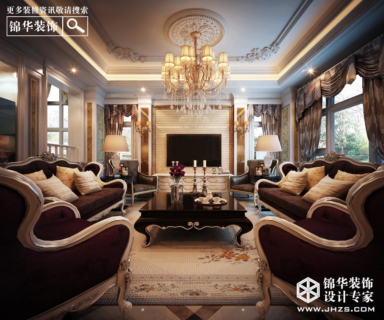 天目国际村别墅欧式古典风格