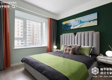 卧室装修设计中,床头挂什么画风水好?