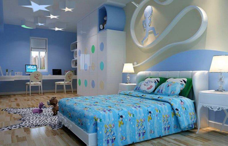 儿童房如何装修
