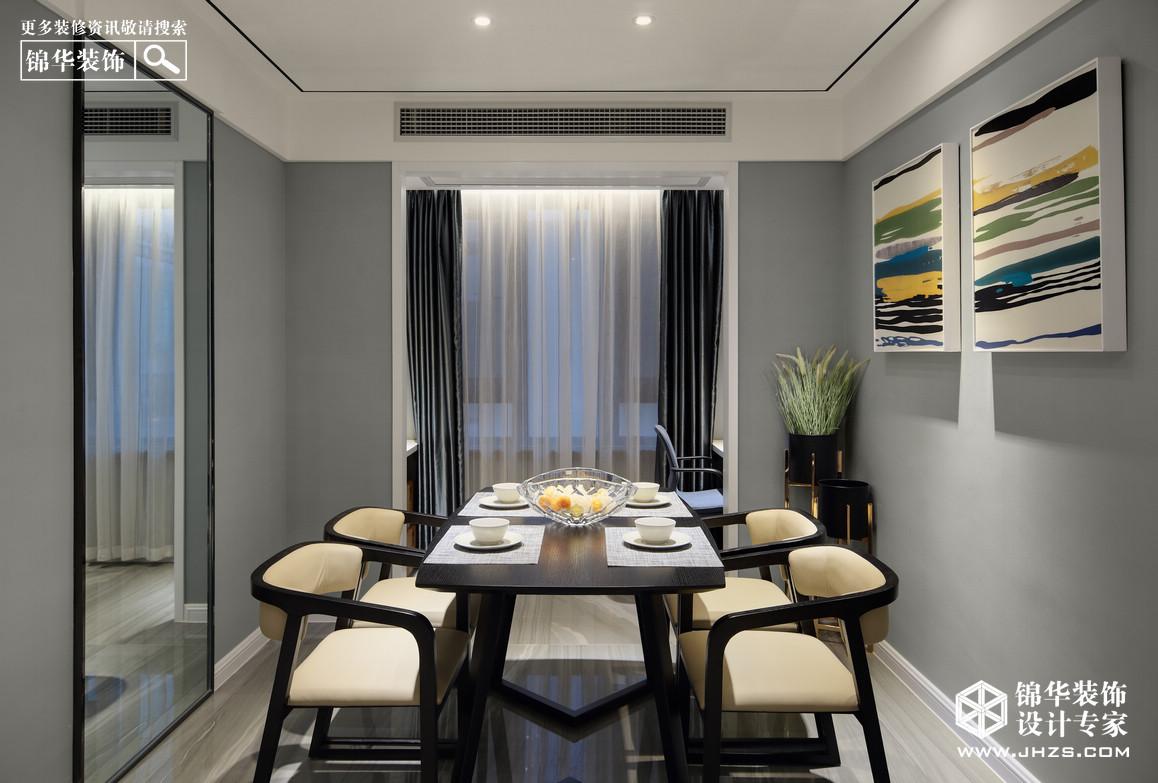 简爱-和泰国际花园装修-三室两厅-现代简约