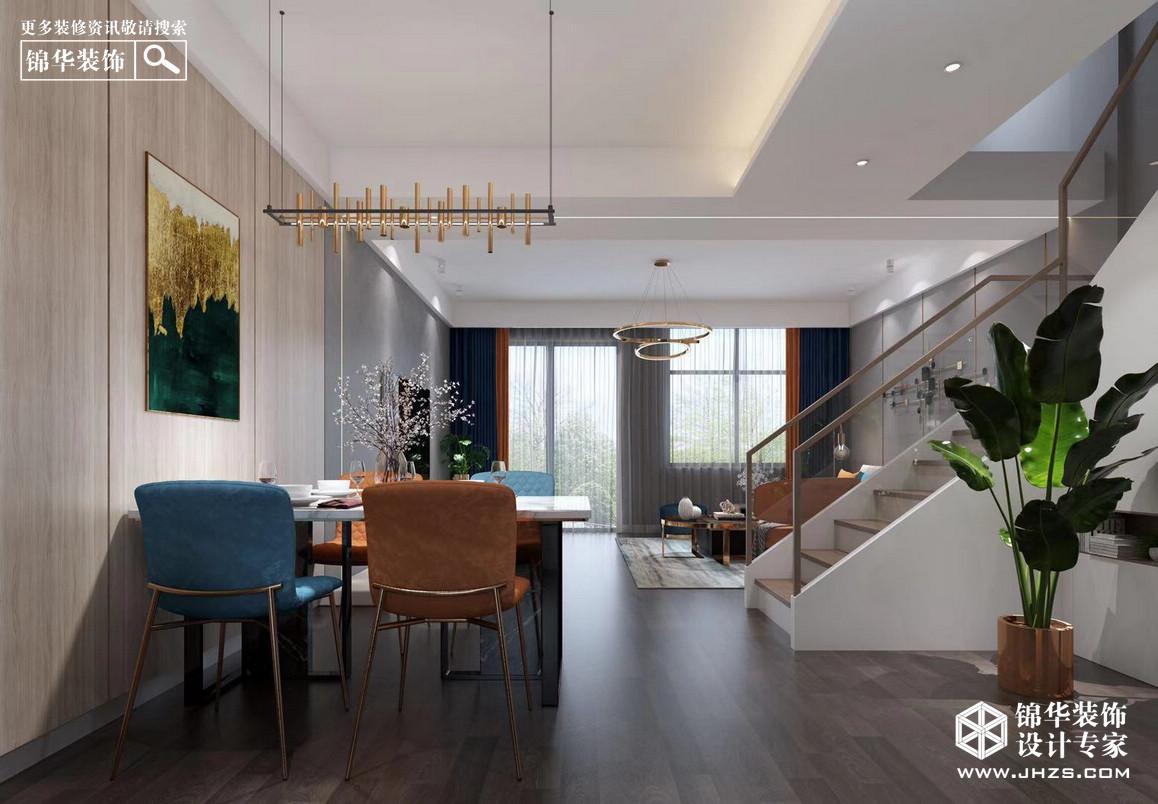 御景园装修-三室两厅-现代简约