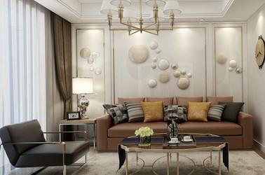 现代简约-半山墅-三室两厅