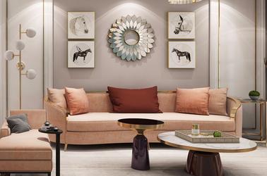 现代简约-绿地2期-三室两厅