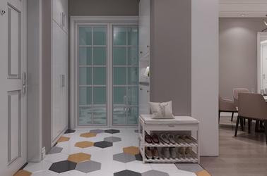 现代简约-伟星蓝山-四室两厅