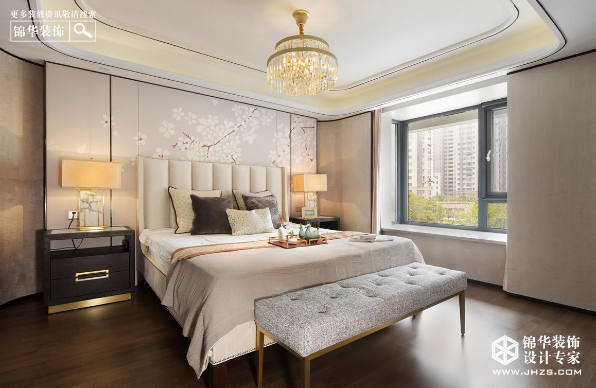 新中式-康泰佳苑-别墅-400平米装修-别墅-新中式