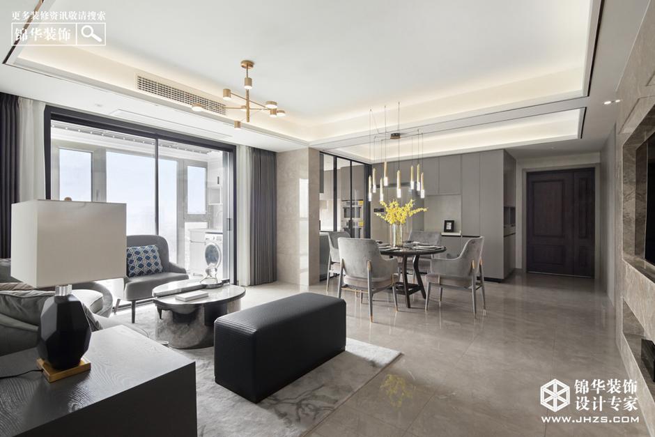 现代轻奢-伟星天境-三室两厅-130㎡