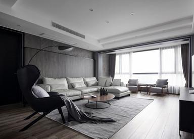 现代简约-雍景和府-三室一厅--140㎡