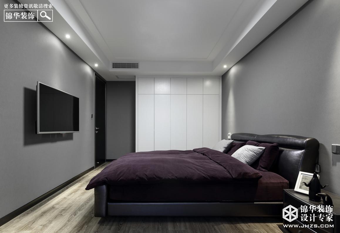 现代简约-雍景和府-三室一厅--140㎡装修-三室一厅-现代简约