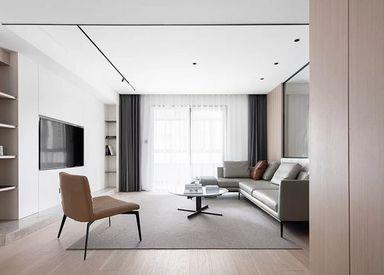 东方明珠-现代简约-160㎡-四室两厅