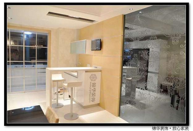 名称 餐厅墙面 餐厅装修效果图 南京锦华装饰