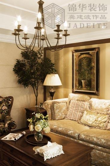 银城东苑--闲散空间装修-别墅-欧式古典