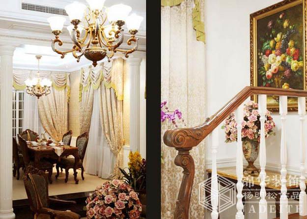 玛斯兰德古典装修-别墅-欧式古典