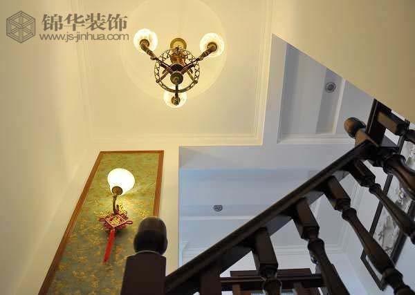 楼梯灯图片