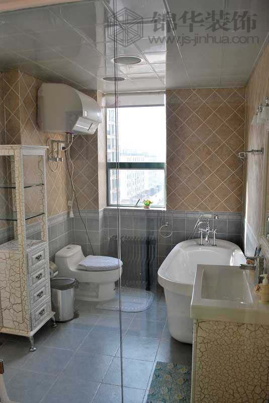 洗手池-装修图片-南京锦华装饰设计公司