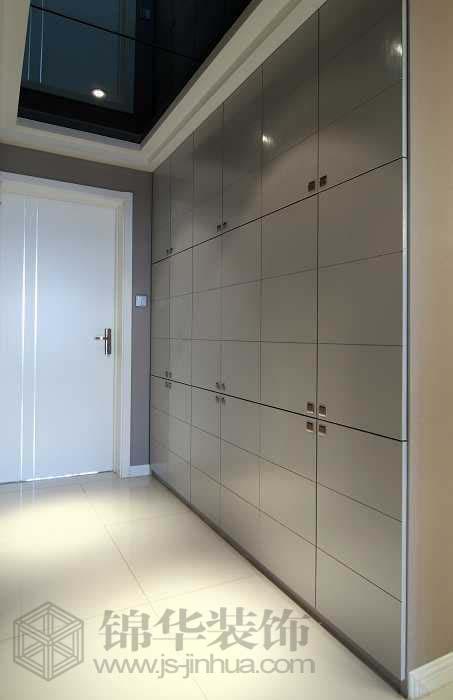 华意泰富的现代生活装修-三室两厅-现代简约