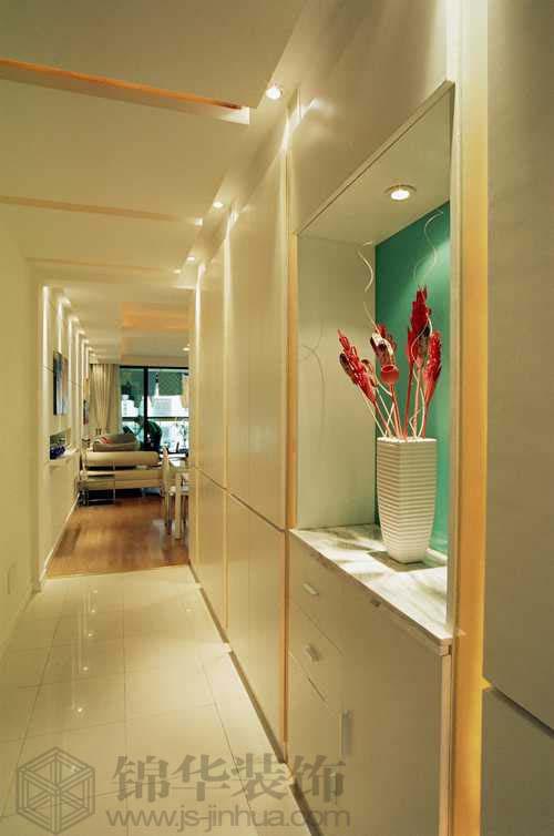 万科花园装修-三室两厅-现代简约