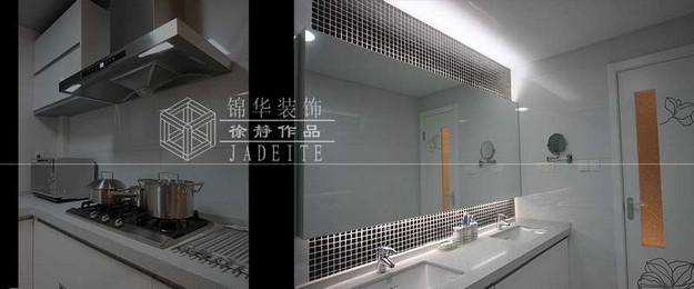 方圆城市绿洲装修-三室两厅-现代简约