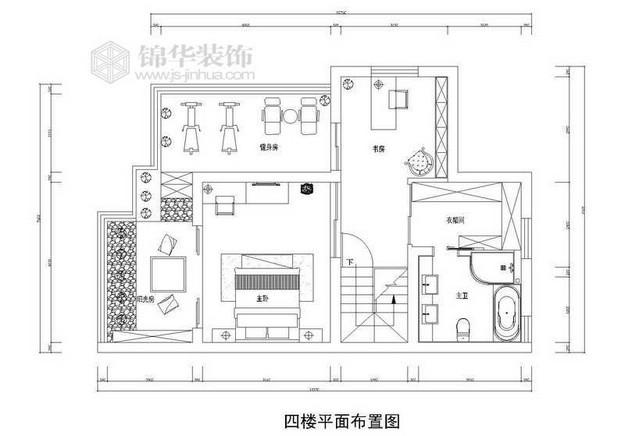 凤悦天晴装修-别墅-欧式古典