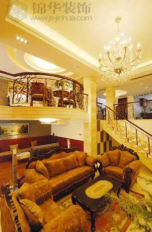 明月港湾---精品人生的华丽上映装修-别墅-欧式古典