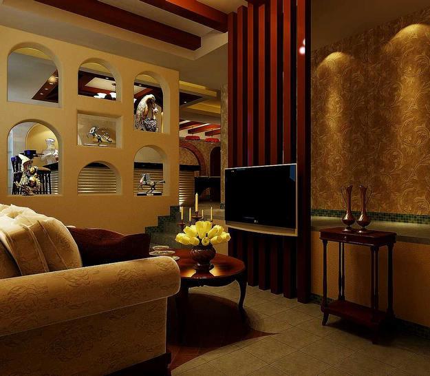休闲健身房-装修图片-南京锦华装饰设计公司