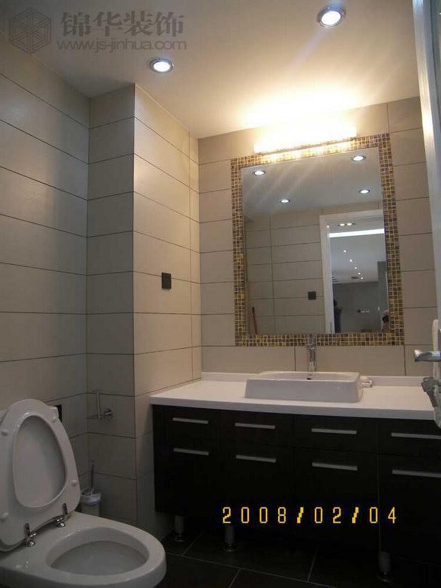 卫生间装修效果图-装修图片-南京锦华装饰