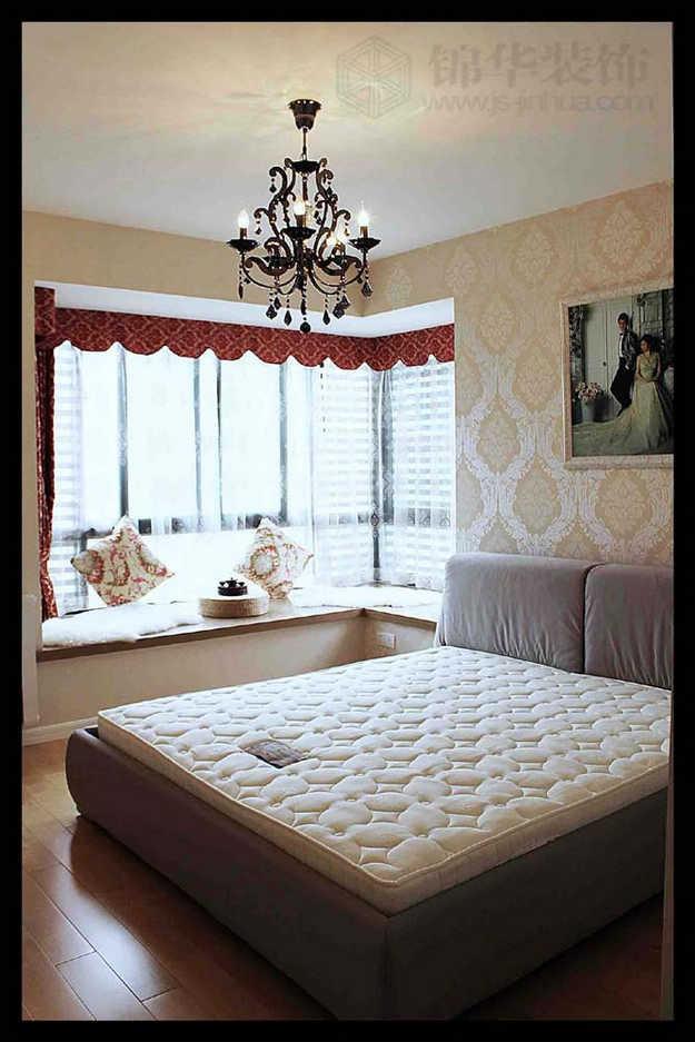 大地伊利亚特湾装修-三室两厅-现代简约
