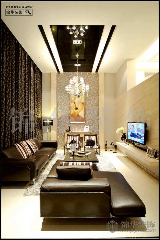 泰州华先生住宅装修-跃层复式-现代简约