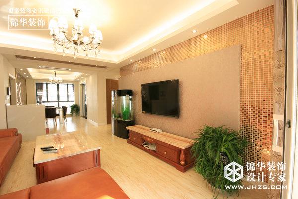 海都嘉园装修-两室两厅-现代简约