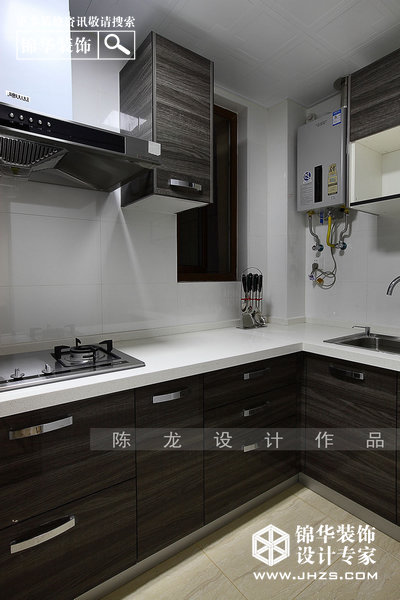 廚房裝修效果圖-裝修圖片-南京錦華裝飾