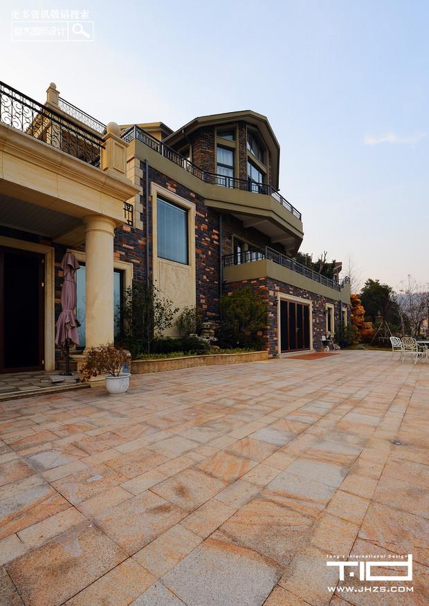 1100平米高端别墅 欧式古典风格 大气奢华