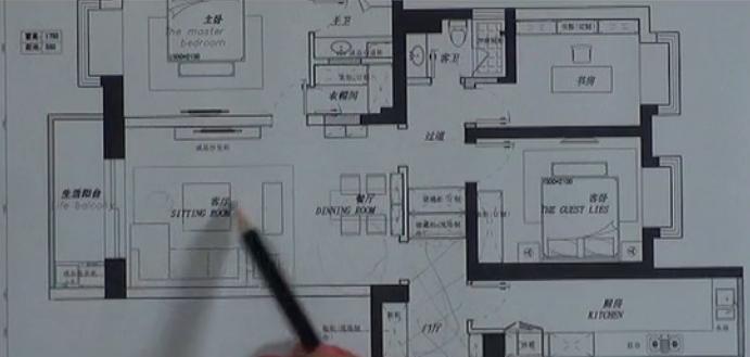 世贸外滩新城6号楼户型解析