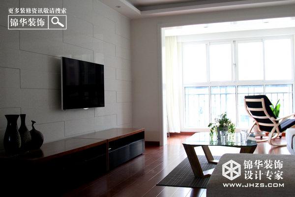 精致生活-威尼斯水城装修-三室一厅-简欧