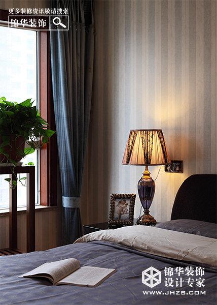 塔尖的美好-阿卡迪亚装修-三室两厅-现代简约