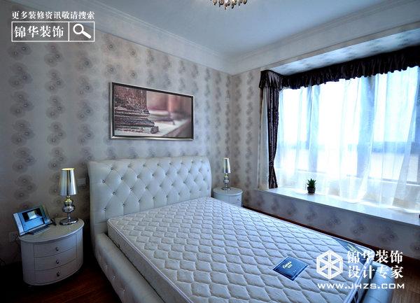 贵族精神-复地新都国际装修-两室两厅-简欧