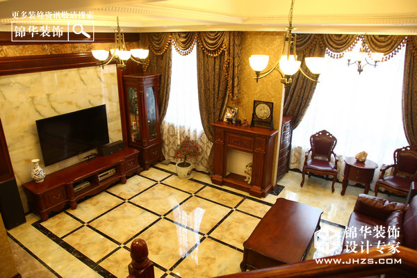 客厅瓷砖铺贴效果图 客厅吊顶家装效果图 2015家装客厅效