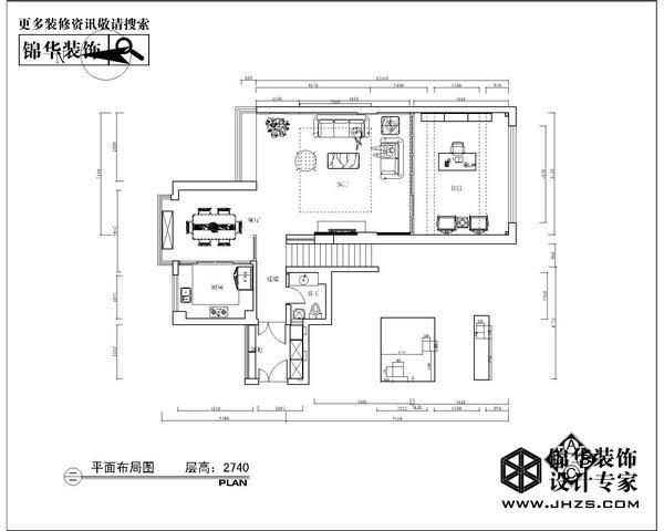 悠闲境-栖园装修-别墅-新中式