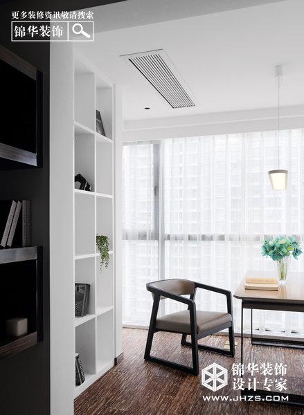 现代简约-河西小区-两室两厅-96平米装修-两室两厅-现代简约