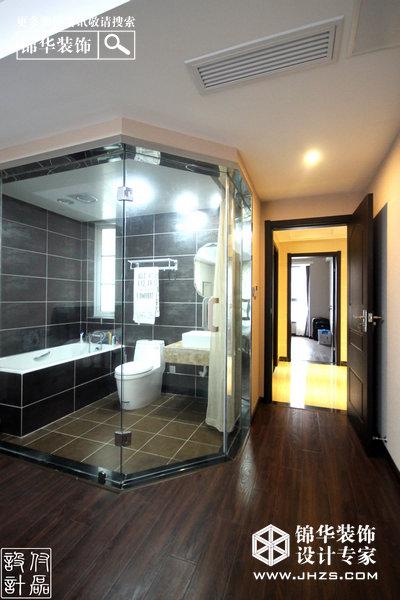 威尼斯水城装修-三室两厅-新中式