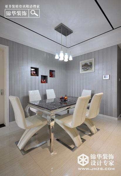 百盛国际装修-两室两厅-现代简约