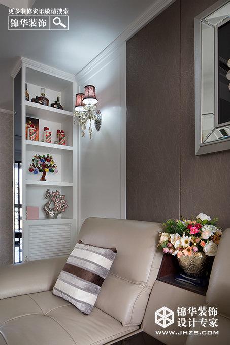 复地新都国际装修-两室两厅-简欧