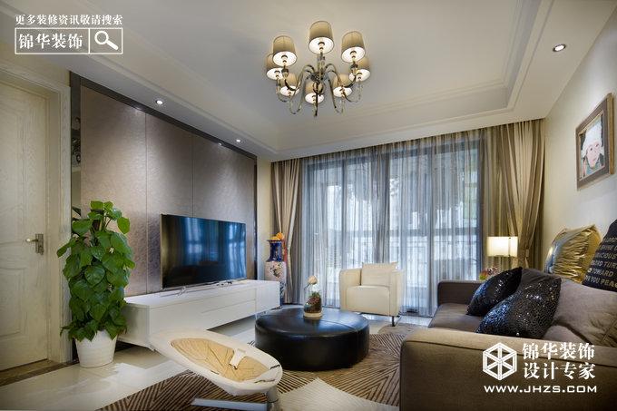复地新都国际装修-三室两厅-现代简约